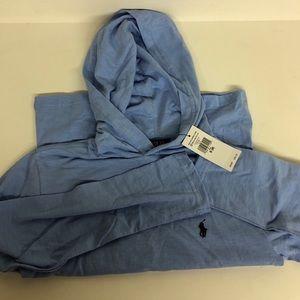 Ralph Lauren hooded shirt